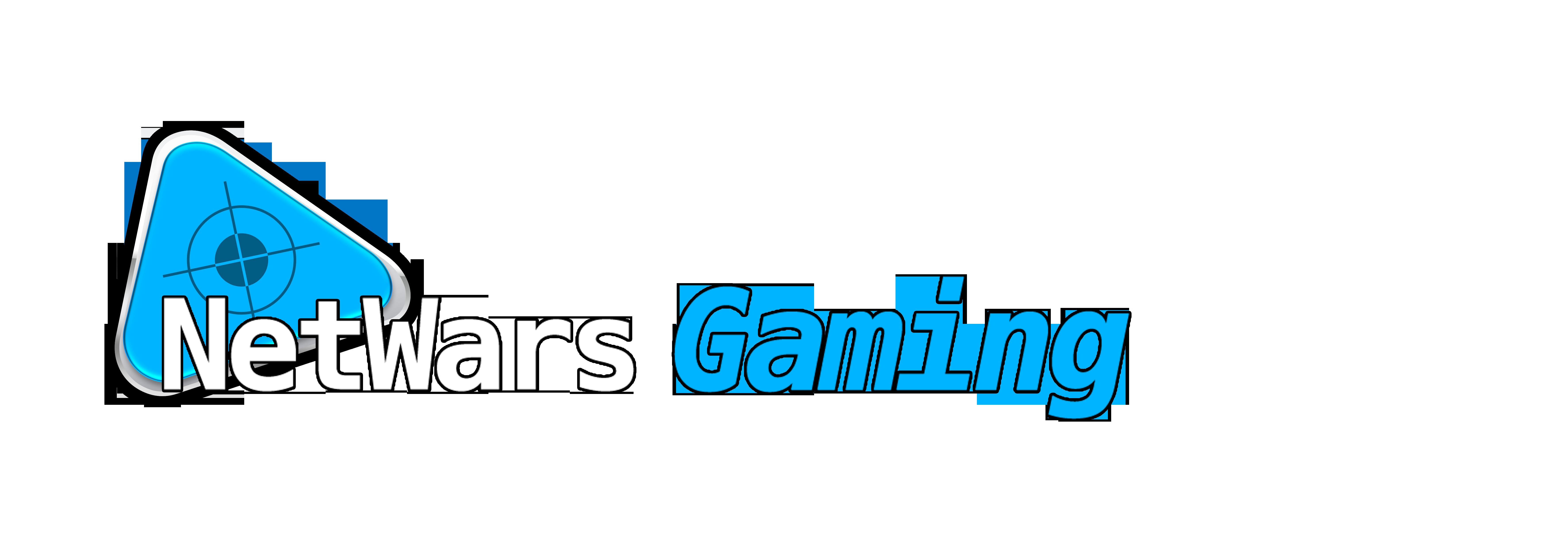 netwars-logo-gaming TShirt